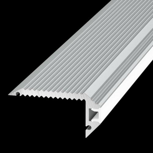 001501 Алюминиевый профиль для ступеней STEP 3819B