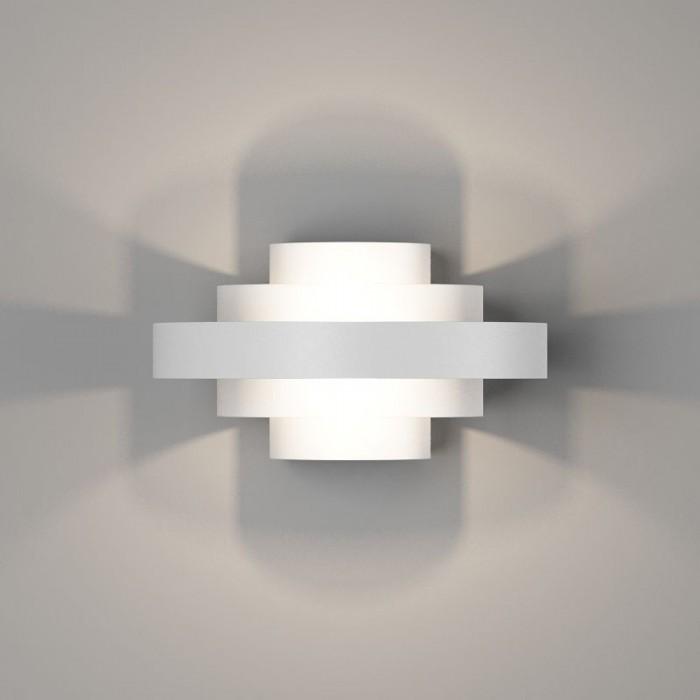 1Настенный светильник VIANA, матовый белый, 6Вт, 3000K, IP20, GW-5809-6-WH-WW
