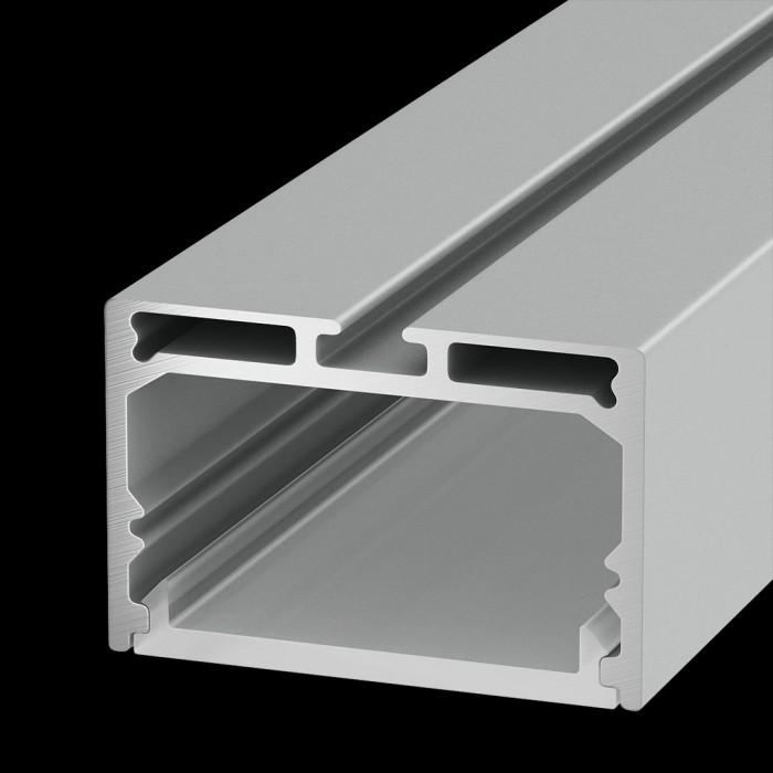 1Подвесной/накладной алюминиевый профиль LS.4932