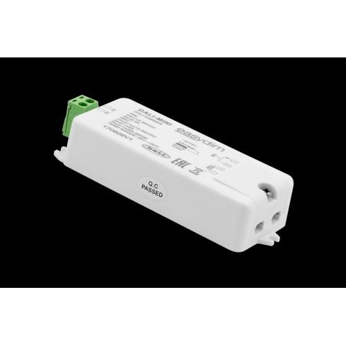 003324 DALI-DT6-MINI Dali контроллер для одноцветной ленты 1х8А EasyDim