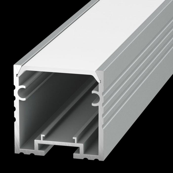 1Алюминиевый профиль накладной SF-3535
