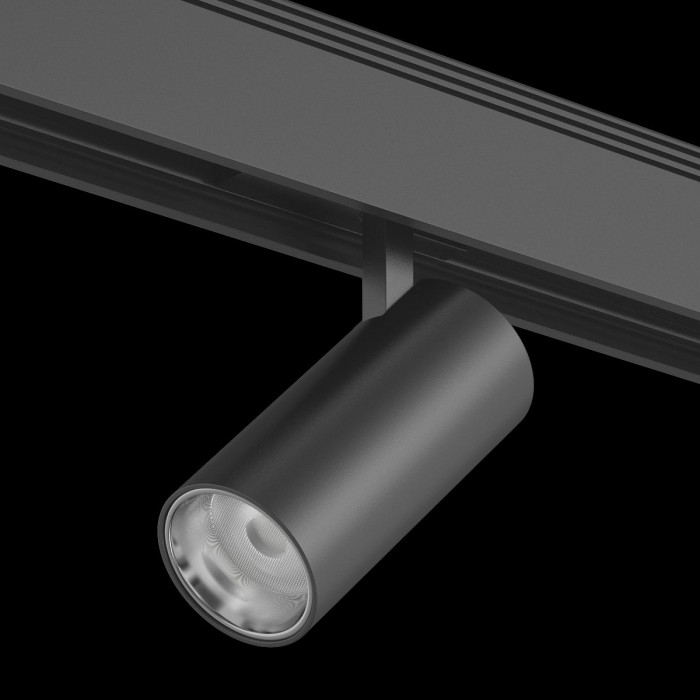 1Трековый светильник SY 20W черный 3000К SY-601202-BL-20-36-WW