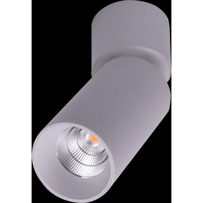 2Светильник светодиодный потолочный накладной поворотный, серия DL-UM9, белый, 13Вт, IP20, Теплый белый (3000К)
