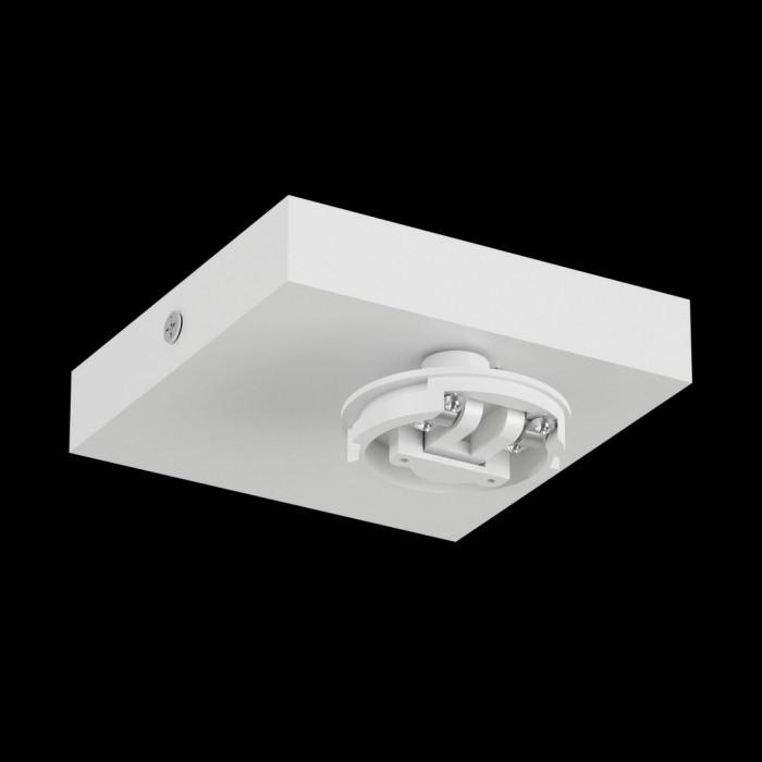 1Крепление сменное М11 для светильников MINI VILLY, настенное поворотное накладное, цвет белый