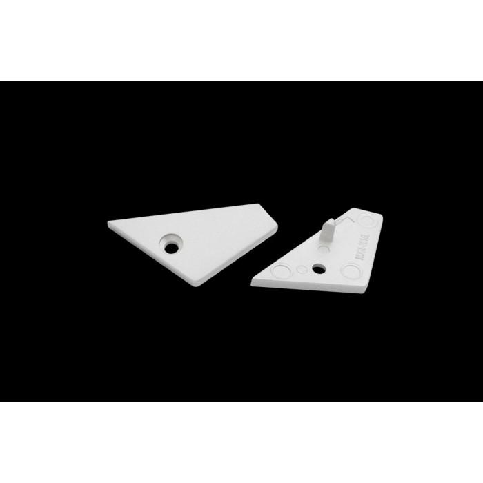 1Заглушки для профиля LG2814, 2 шт в комплекте