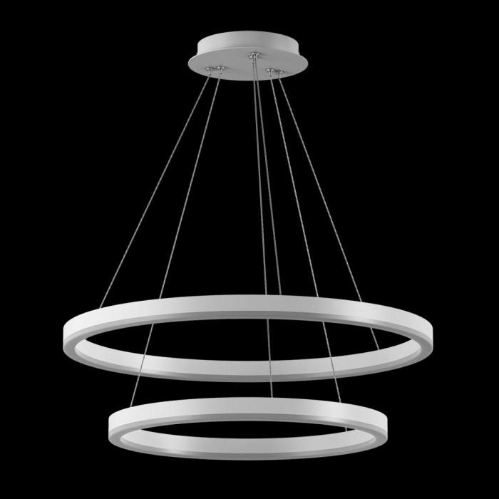 1LED светильник потолочный P0092002A-WH-WW белый 50Вт 3000