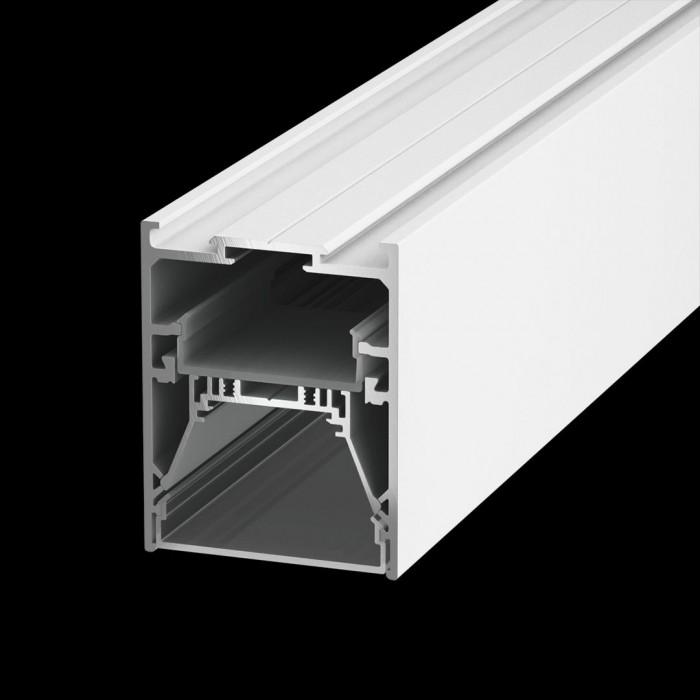 1Подвесной/встраиваемый/накладной алюминиевый профиль L5570, белый