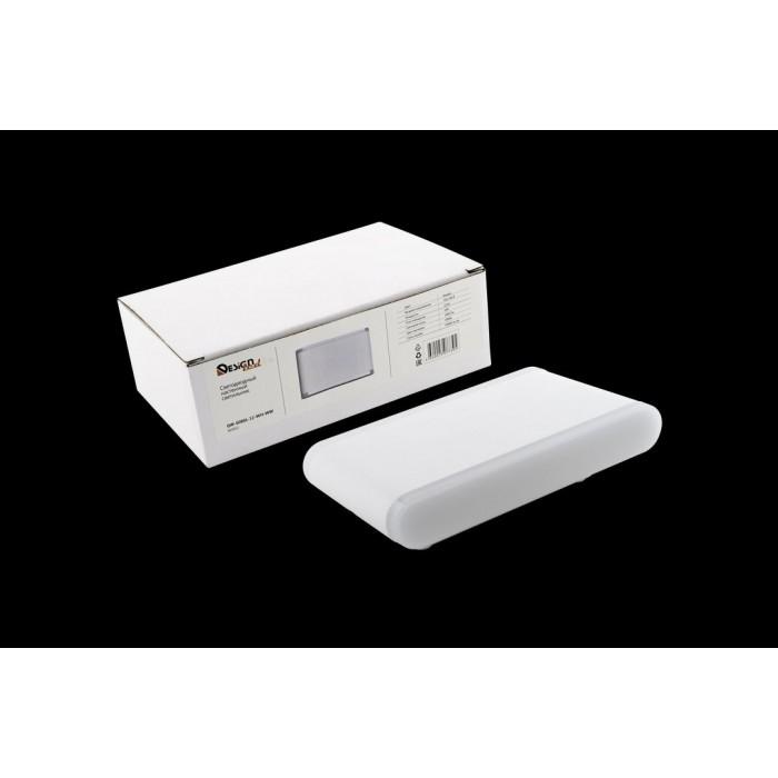 2Настенный светильник BRAVO, белый, 12Вт, 3000K, IP54, GW-6080L-12-WH-WW