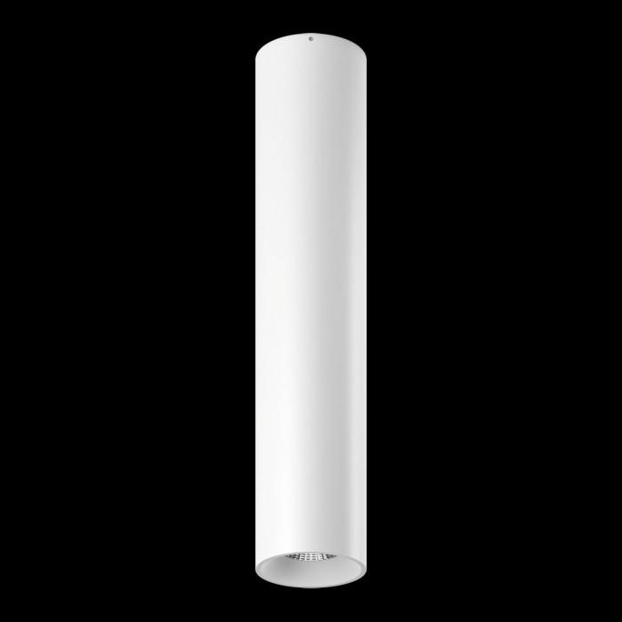 1Светильник VILLY 2 удлинненный, потолочный накладной, 15Вт, 4000K, белый, рекомендованное альтернативное крепление - VL-М6