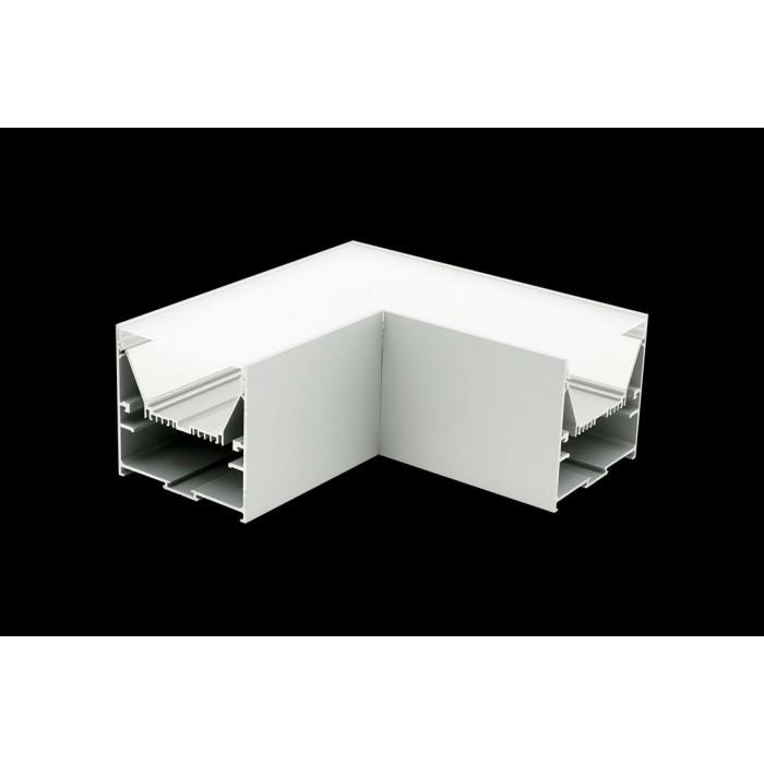 1Угловой L-образный коннектор L9086-L90 для профиля L9086