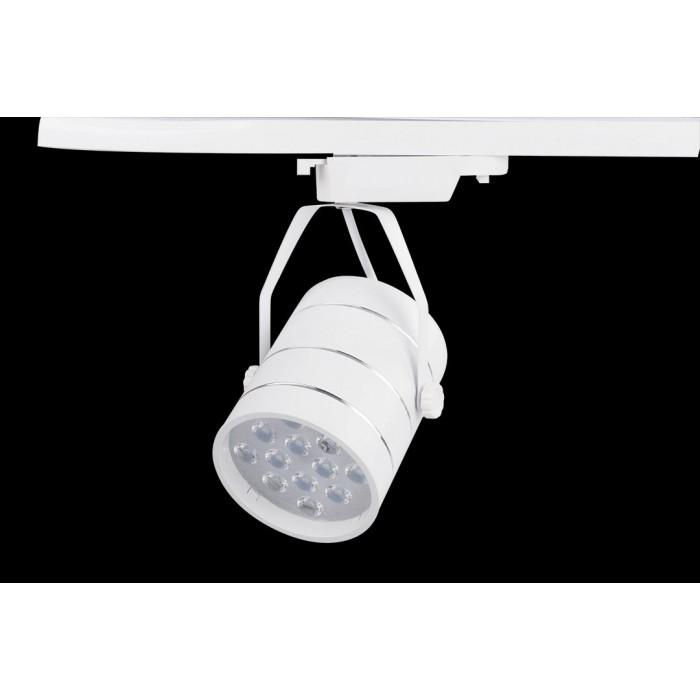 1Спот для трековыx систем серия TL51, Белый, 12Вт, 2500-3500K