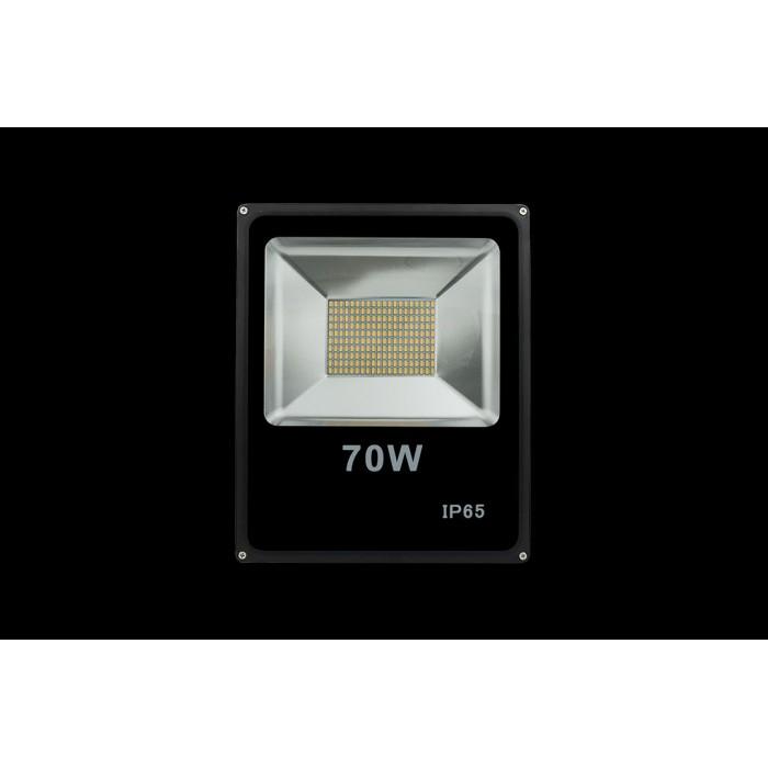 1Прожектор светодиодный 5630 6500К Холодный белыйK FL-SMD-70-CW