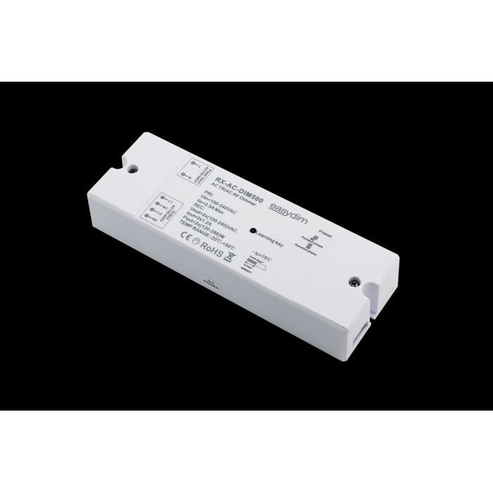 1Беспроводной диммер RX-AC-DIM500 220В 576Вт