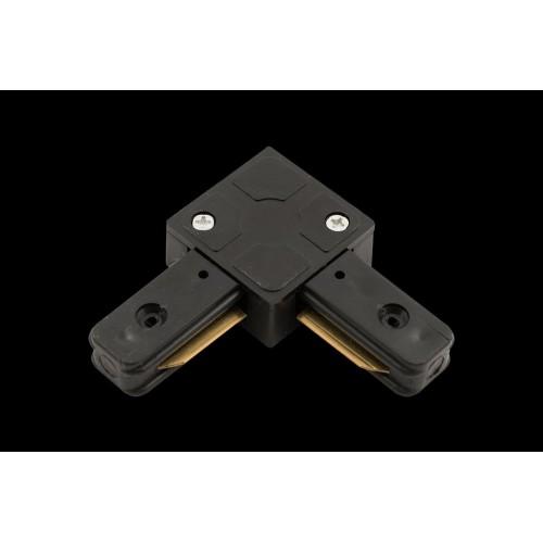 L коннектор для однофазных трековыx систем, Черный