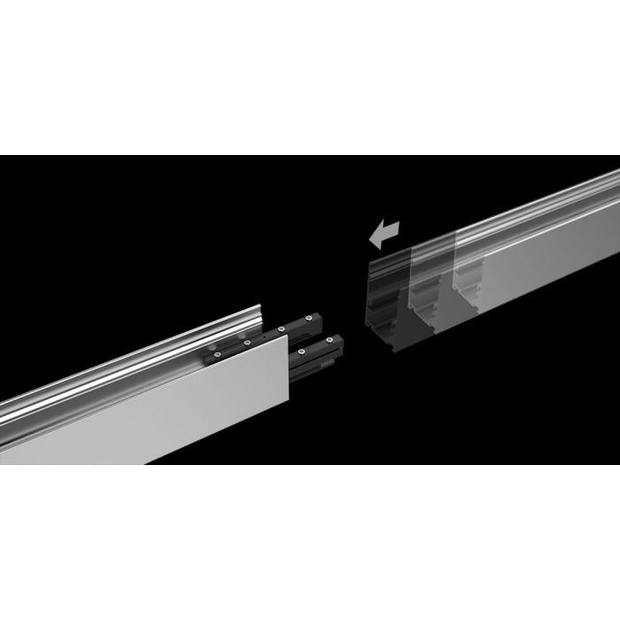 2Прямой коннектор для профиля L5570