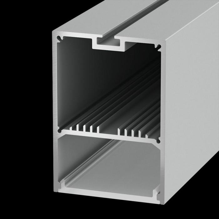 1Подвесной/накладной алюминиевый профиль LS.4970