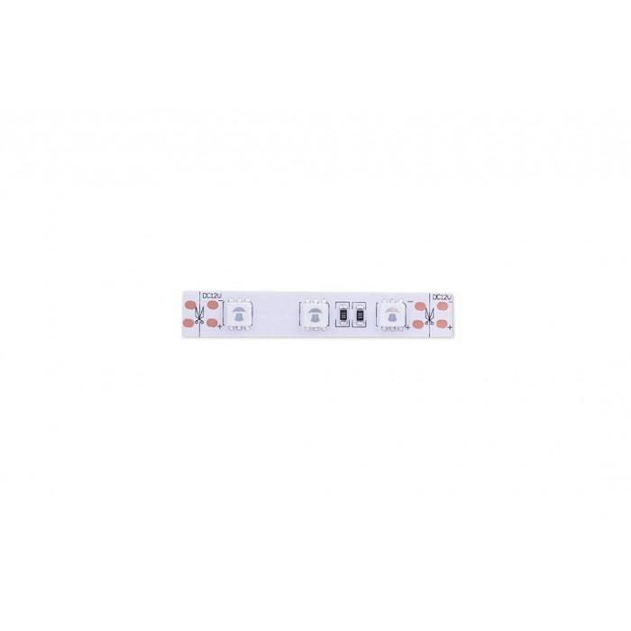 2Лента светодиодная стандарт 5050, 60 LED/м, 14,4 Вт/м, 12В, IP20, Цвет: Красный
