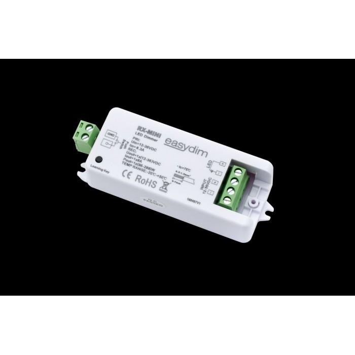 1Приемник-контроллер RX-MINI для монохромной светодиодной ленты