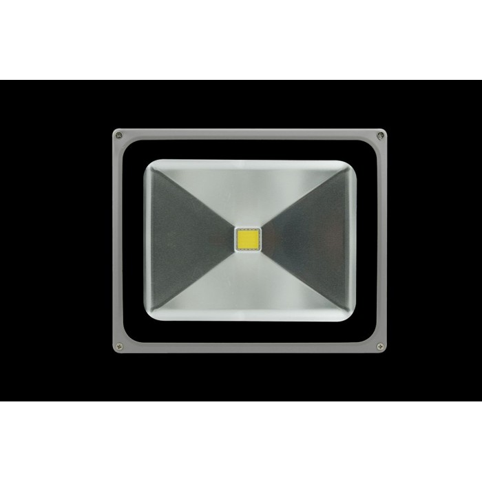 1Прожектор светодиодный 3000К Теплый белыйK FL-COB-50-WW