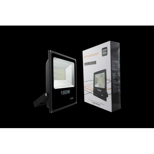 Прожектор светодиодный 5630 6500К Холодный белыйK FL-SMD-100-CW