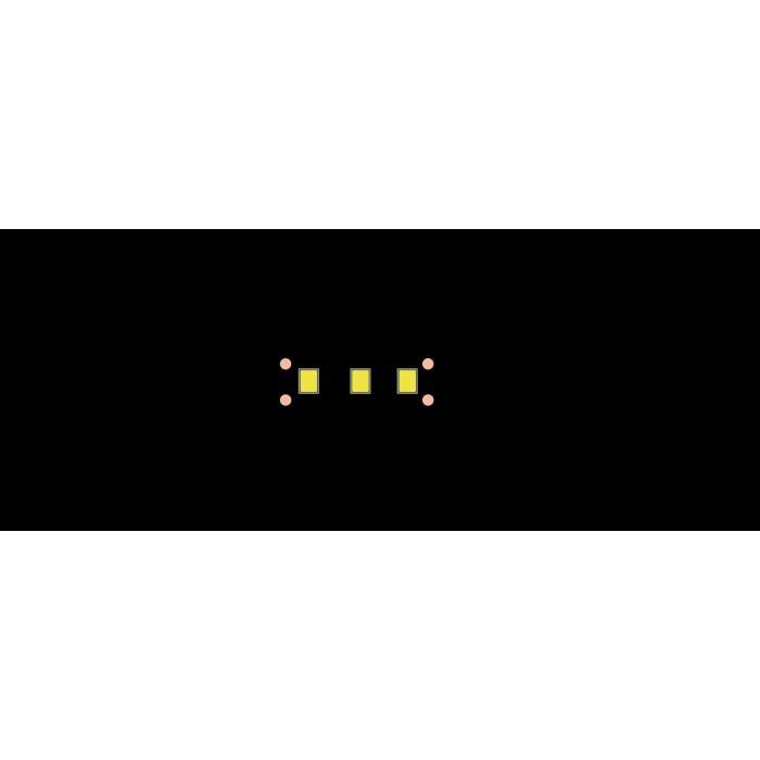 2Лента светодиодная стандарт 2835, 120 LED/м, 12 Вт/м, 12В, IP20, Цвет: Теплый белый