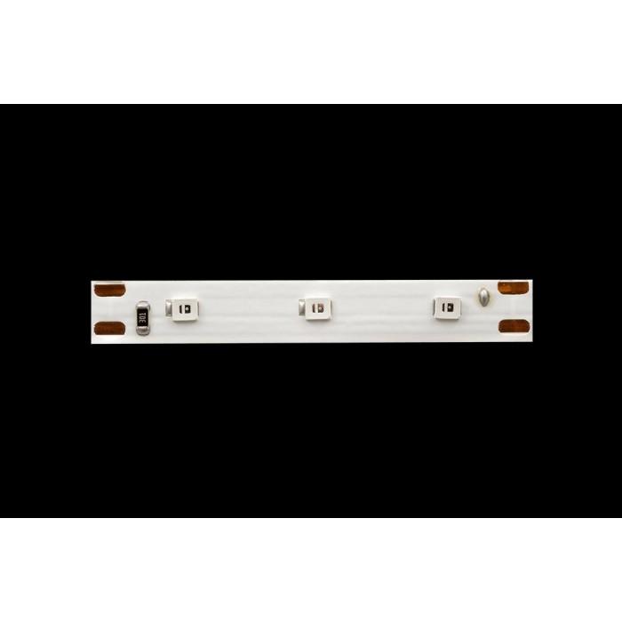 2Лента светодиодная эконом 2835, 60 LED/м, 4,8 Вт/м, 12В, IP20, Цвет: Красный