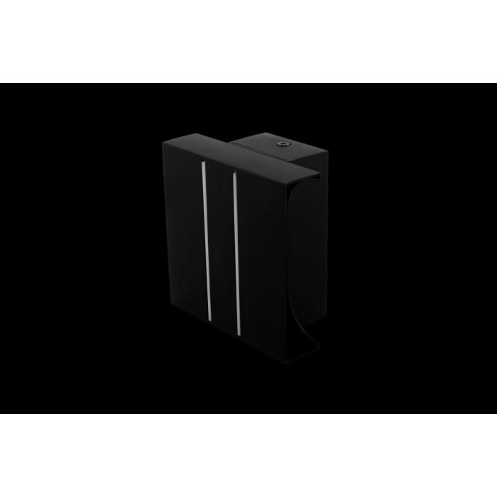 1Бра декоративное RAZOR DBL, черный, 5Вт, 4000K, IP20, GW-7002-5-BL-NW