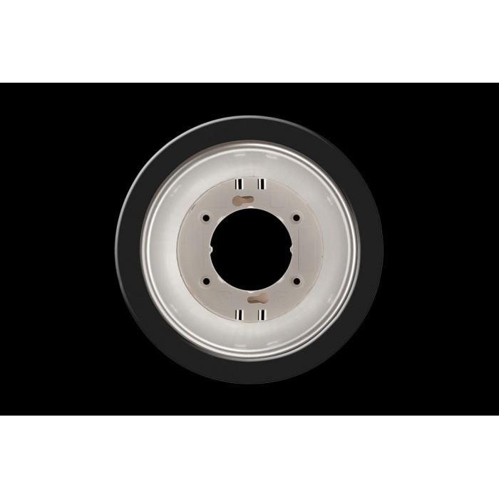2Светильник накладной GX53 Черный