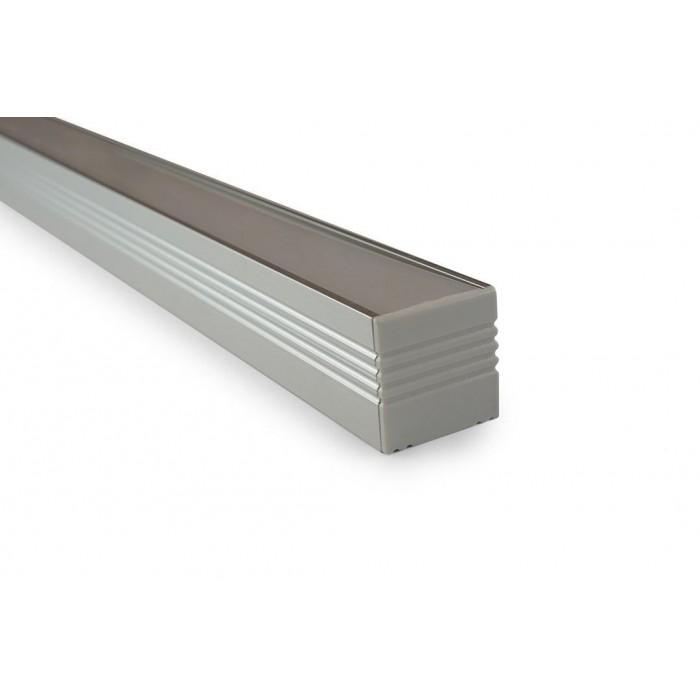 2Алюминиевый профиль накладной SF-3535