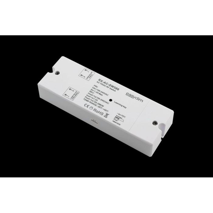 1Беспроводной выключательRX-AC-SW500 220В 576Вт