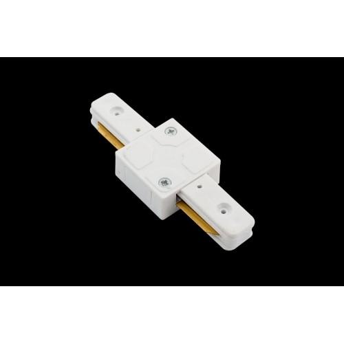 I коннектор для однофазных трековыx систем, Белый