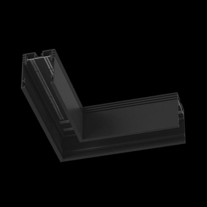 1Угловой коннектор потолочный для серии SY черный SY-601901-CN-BL