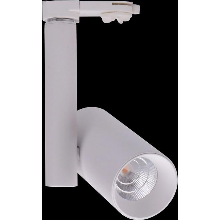 1Трековый светильник белый 13Вт 4000К UM-6050W-13-NW
