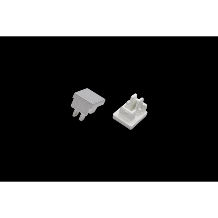 1Заглушки для профиля LS0709, 2 шт в комплекте