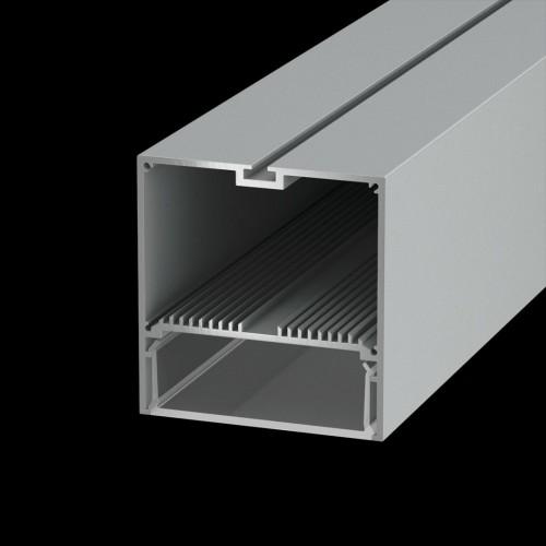 Подвесной/накладной алюминиевый профиль LS.7477