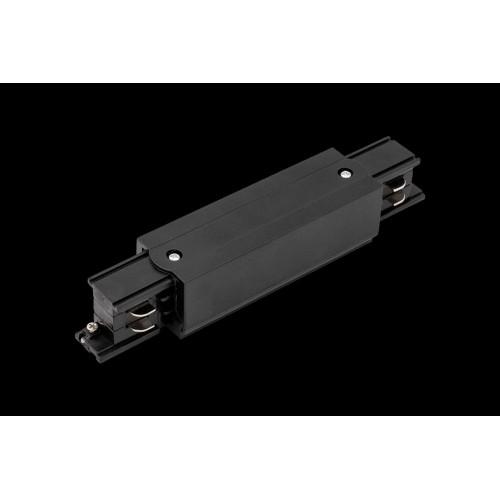 I коннектор для трековых систем черный CN-3F-I-BL