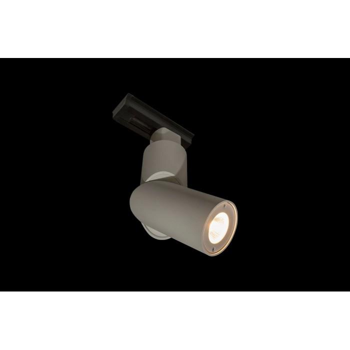2Трековый LED светильник круглый белый 10Вт 3000К LDT-RWT-10W-WW (LD-3025)