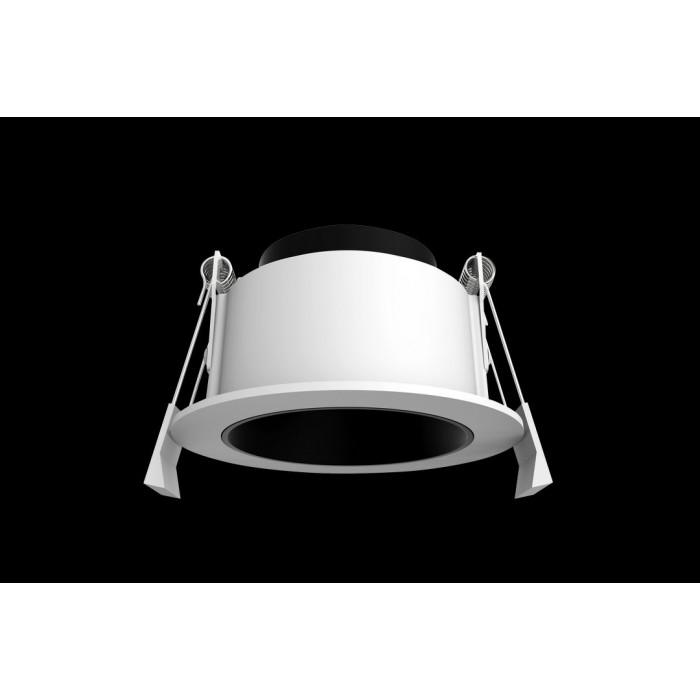 1Светильник под лампу Gu10 потолочный встраиваемый, серия DL-MJ-1031, белый, 35 (max)Вт, IP20