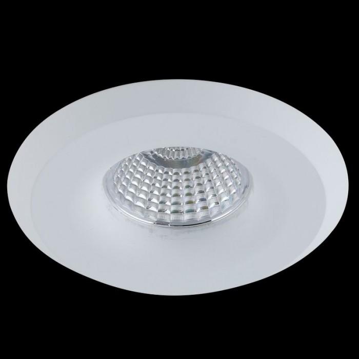 1LC1510-5W-W Встраиваемый Светильник мат белый 3000K 5W (SIMPLE3-5W-W-WW)