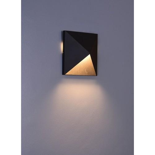 002791 KONVERT-SQ LWA0039A-BL-WW Настенный светильник