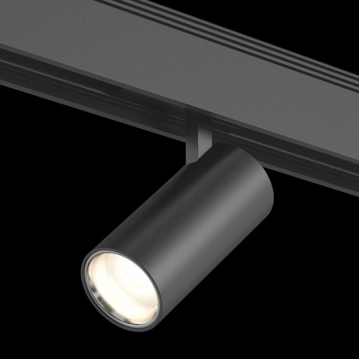 2Трековый светильник SY 20W черный 3000К SY-601202-BL-20-36-WW