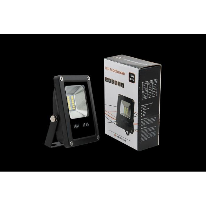 1Прожектор светодиодный 5630 6500К Холодный белыйK FL-SMD-10-CW