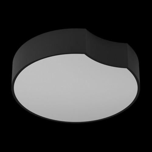 потолочный светильник Triple C черный 30 3000 AX14031-C-BL-WW