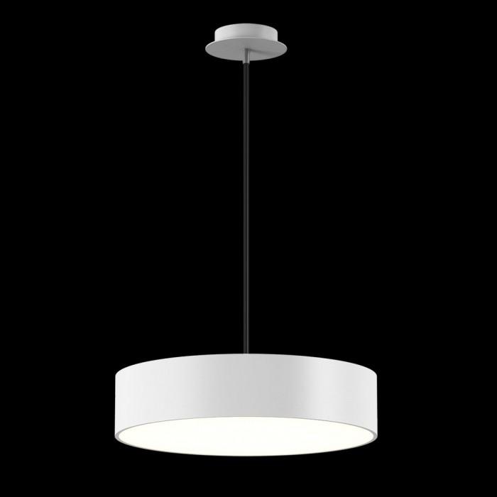 2LED светильник потолочный P0169-260A-WH-WW белый 25Вт 3000