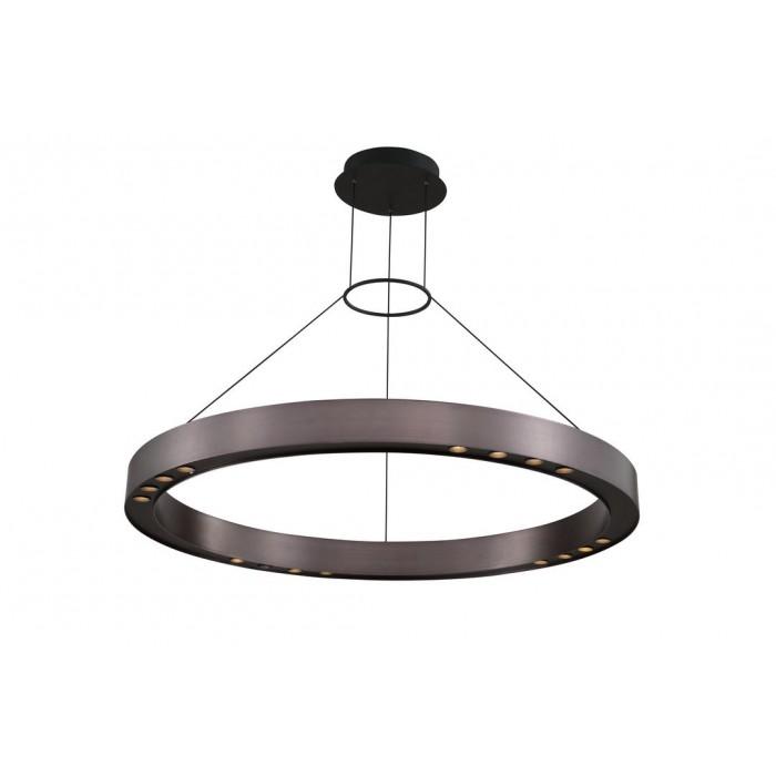 1LED светильник потолочный P0080-900A-CF-WW Кофейный 66Вт 3000