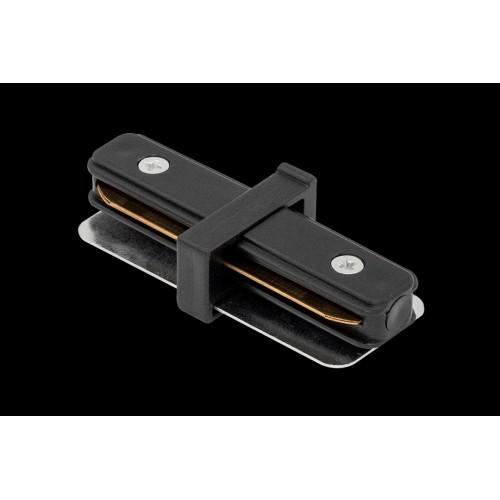 I коннектор для трековых систем черный CN2-BL-I