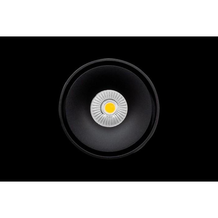 2Светильник светодиодный потолочный накладной поворотный, серия WL, черный, 12Вт, IP20, Нейтральный белый (4000К)