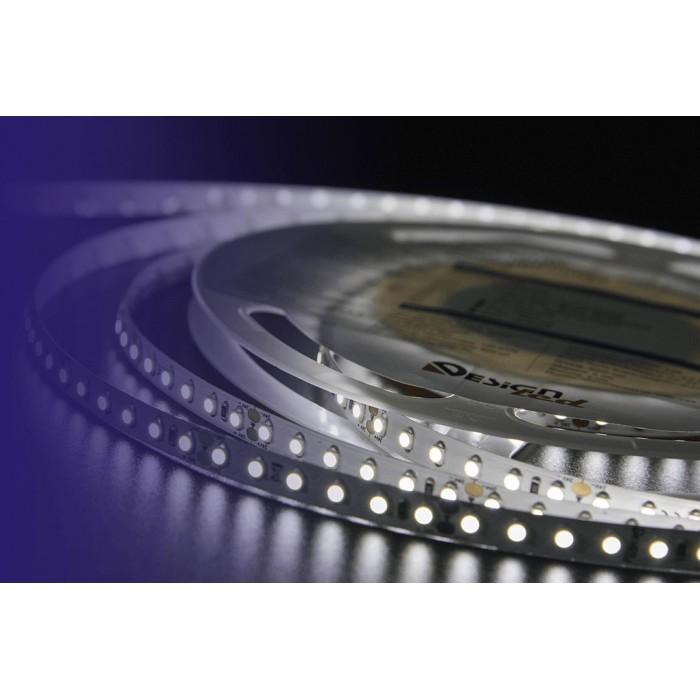 2Лента светодиодная LUX, 3528, 120 LED/м, 9,6 Вт/м, 24В, IP33, Нейтральный белый (4000K)