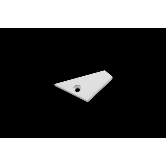 2Заглушки для профиля LG2814, 2 шт в комплекте