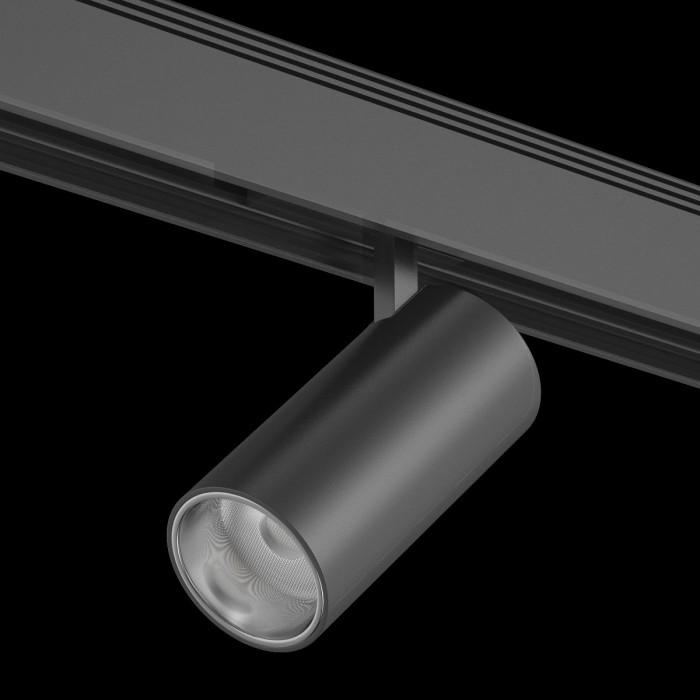 1Трековый светильник SY 30W черный 4000К SY-601203-BL-30-36-NW